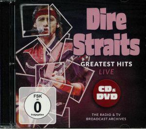 DIRE STRAITS - Greatest Hits Live