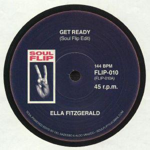 FITZGERALD, Ella/TAMMI TERRELL - Soul Flip Edits Volume 10