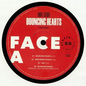 RUFF STUFF - Bouncing Hearts