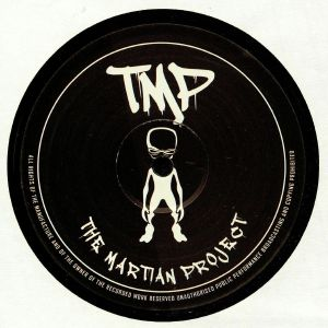 MARTIAN PROJECT, The - The Conspiracy Theory EP