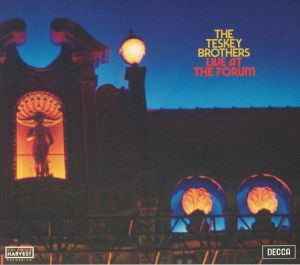 TESKEY BROTHERS, The - Live At The Forum