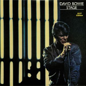 BOWIE, David - Stage: 2017 Edition (B-STOCK)