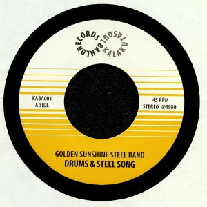 GOLDEN SUNSHINE STEEL BAND, The - Drums & Steel Song