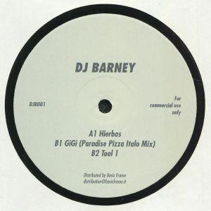DJ BARNEY - Hierbas