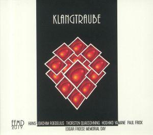 ROEDELIUS, Hans Joachim/THORSTEN QUAESCHNING/HOSHIKO YAMANE/PAUL FRICK - Klangtraube: Edgar Froese Memorial Day