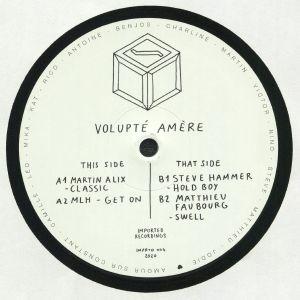 ALIX, Martin/MLH/STEVE HAMMER/MATTHIEU FAUBOURG - Volupte Amere