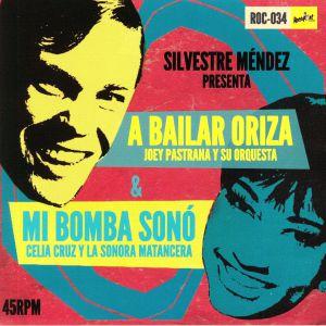 CRUZ, Celia Y LA SONORA MATANCERA/JOEY PASTRANA Y SU ORQUESTA - Silvestre Mendez Presenta