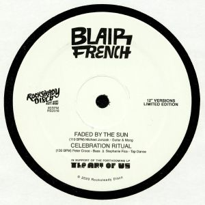 FRENCH, Blair - Faded By The Sun