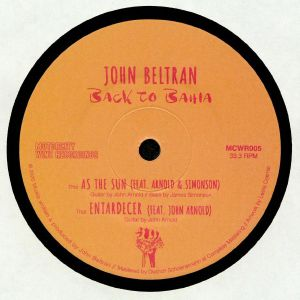 BELTRAN, John - Back To Bahia