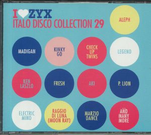 VARIOUS - ZYX Italo Disco Collection 29