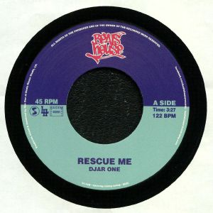 DJAR ONE - Rescue Me