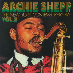 SHEPP, Archie/THE NEW YORK CONTEMPORARY FIVE - Vol 2