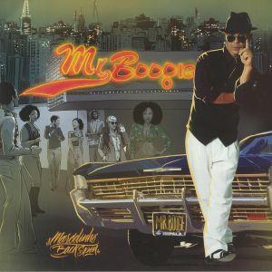 MARCELINHO BACKSPIN - Mr Boogie