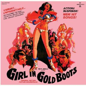 VARIOUS - Girl In Gold Boots (Soundtrack)