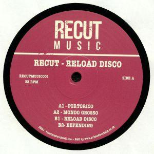 RECUT - Reload Disco