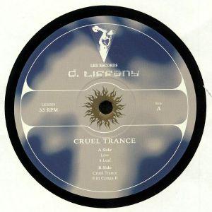 D TIFFANY - Cruel Trance