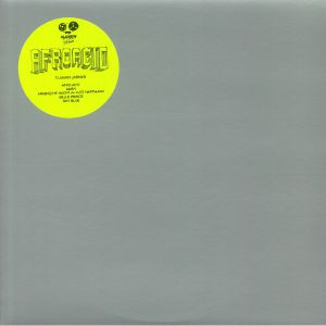 JARMER, Tilmann - Afro Acid EP