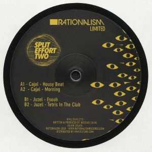 CAJAL/JUZEL - Split Effort Two