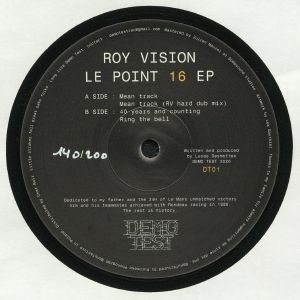 VISION, Roy - Le Point 16 EP