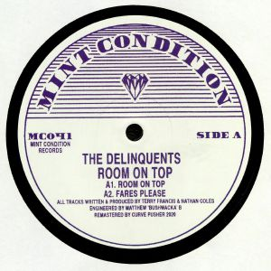 DELINQUENTS, The - Room On Top