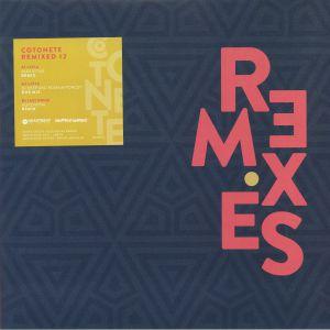 COTONETE - Remixes #2 (Alex Attias, DJ Deep & Romain Poncet, Aleq Notal mixes)