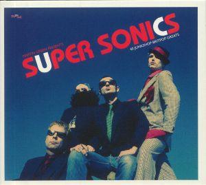 GREEN, Martin/VARIOUS - Martin Green Presents Super Sonics: 40 Junkshop Britpop Greats