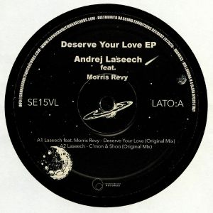 LASEECH, Andrej - Deserve Your Love EP