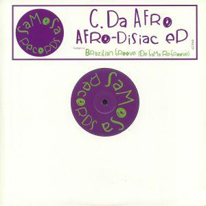 C DA AFRO - Afro Disiac EP
