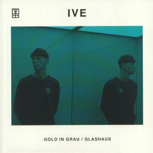 IVE - Gold In Grau/Glashaus