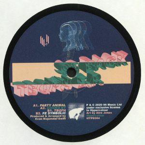96 BACK - TBQFH EP