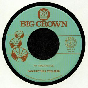 BACAO RHYTHM & STEEL BAND - My Jamaican Dub