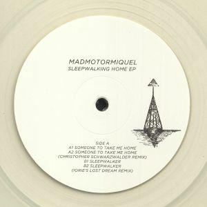 MADMOTORMIQUEL - Sleepwalking Home EP