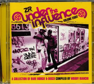 BIANCHI, Woody/VARIOUS - Under The Influence Vol 8