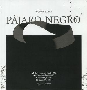 WC0016/BULE - Pajaro Negro