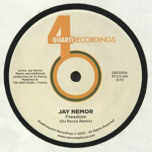 NEMOR, Jay/DJ ROCCA - Freedom (remixes)