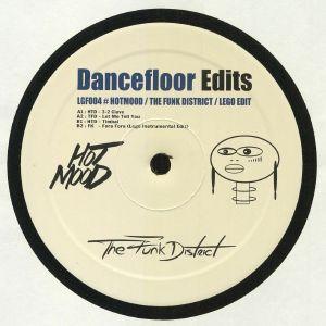 HOTMOOD/THE FUNK DISTRICT/LEGO EDIT/FK - Dancefloor Edits
