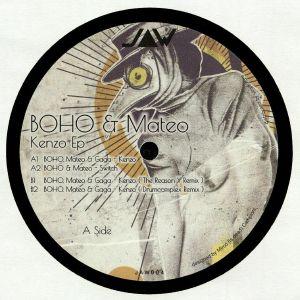 BOHO/MATEO/GAGA - Kenzo EP