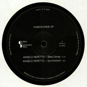 REPETTO, Angelo - Kamiokande EP