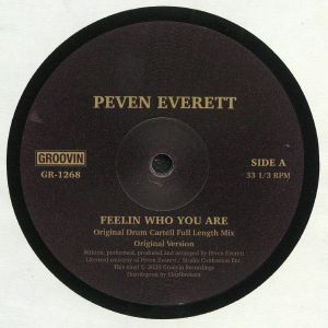 EVERETT, Peven - Feelin Who You Are