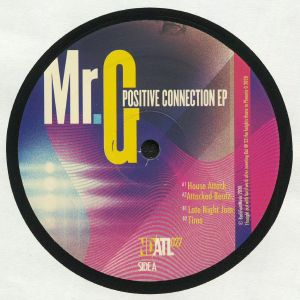 MR G - Positive Connection EP