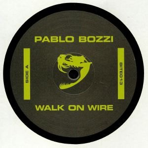 BOZZI, Pablo - Walk On Fire