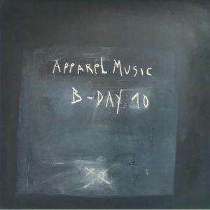 VARIOUS - Apparel Music B Day 10
