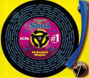 VARIOUS - The #1 Legends Of Soul Album