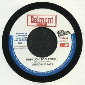 ISAACS, Gregory/THE MIGHTY TWO - Babylon Too Rough