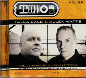 TALLA 2XLC/ALLEN WATTS - Techno Club Vol 59