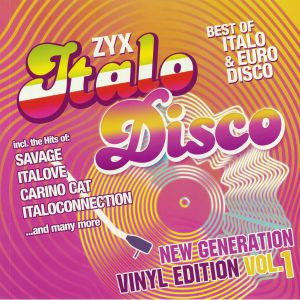 VARIOUS - ZYX Italo Disco New Generation Vol 1