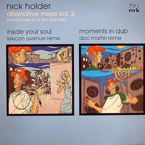 HOLDER, Nick - Alternative Mixes Part 2