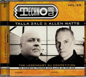 TALLA 2XLC/ALLEN WATTS/VARIOUS - Techno Club Vol 59