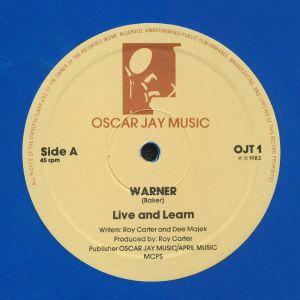 WARNER - Live & Learn (reissue)