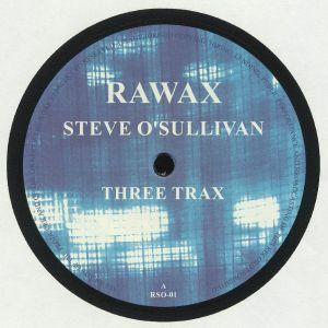 O'SULLIVAN, Steve - Three Trax